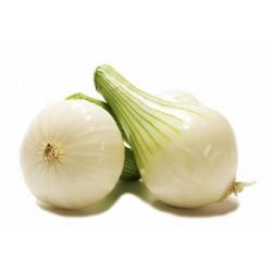 Farine de maïs blanc