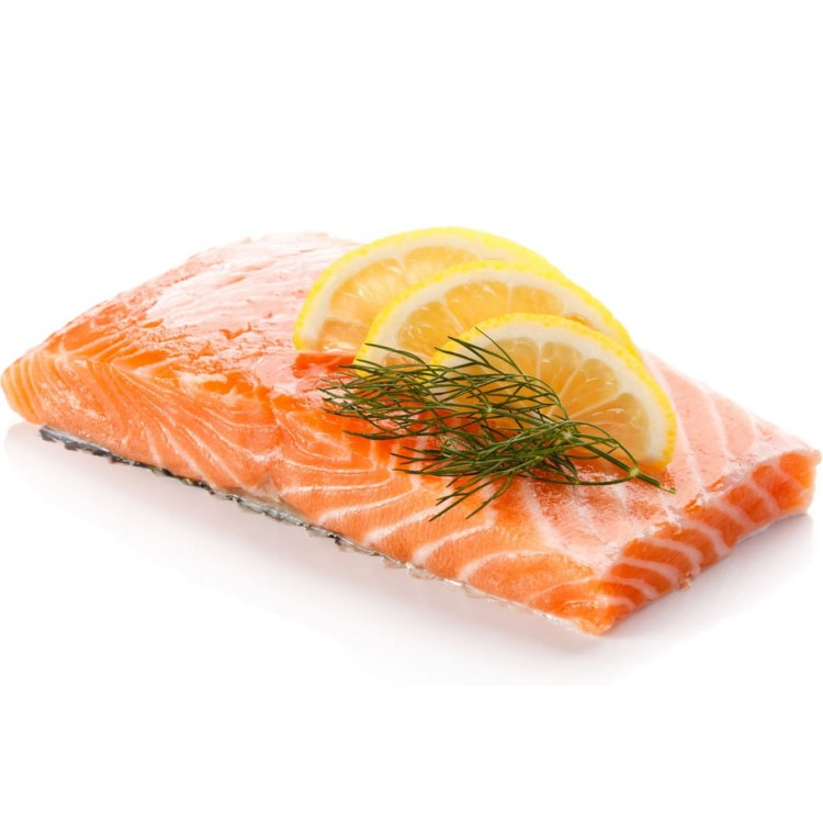Tranche de filet de saumon à peau Ecosse 200 g