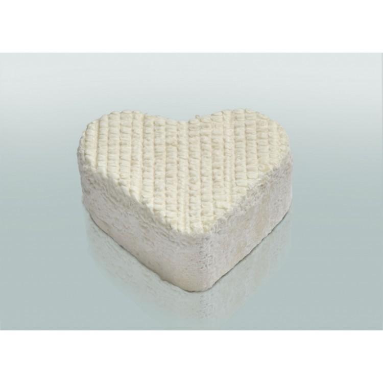 Coeur de Ségaloform Chèvre frais 150 g