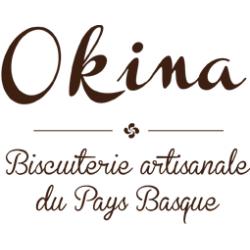 Biscuits salés apéritif fromage chèvre Okina