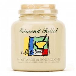 Moutarde de Bourgogne IGP Edmond Fallot pot en grès 250g