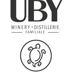 UBY CUB 5 L rosé frais et fruité